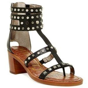 Sam Edelman Dion Studded Sandal size 7.5